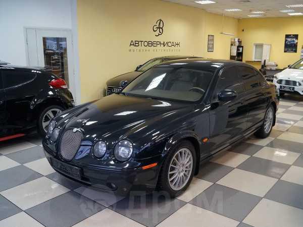 Jaguar S-type, 2006 год, 670 000 руб.
