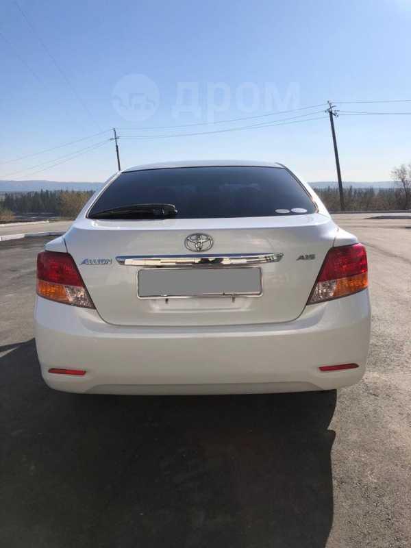 Toyota Allion, 2008 год, 659 000 руб.