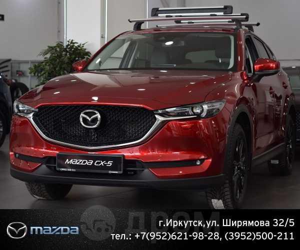 Mazda CX-5, 2019 год, 2 407 050 руб.