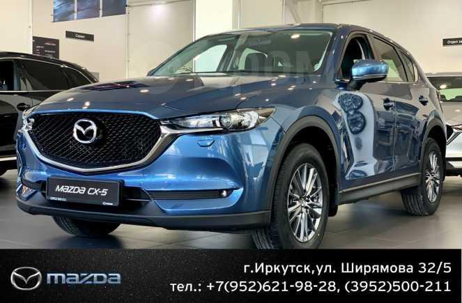 Mazda CX-5, 2019 год, 1 784 000 руб.