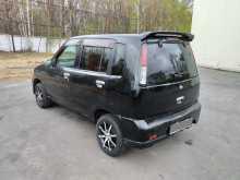 Хабаровск Nissan Cube 1999