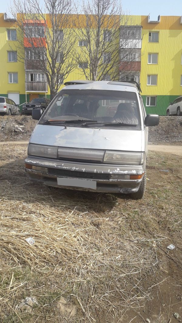 Toyota Town Ace, 1990 год, 80 000 руб.