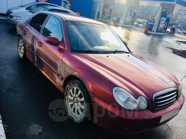 Hyundai Sonata, 2004 год, 100 000 руб.