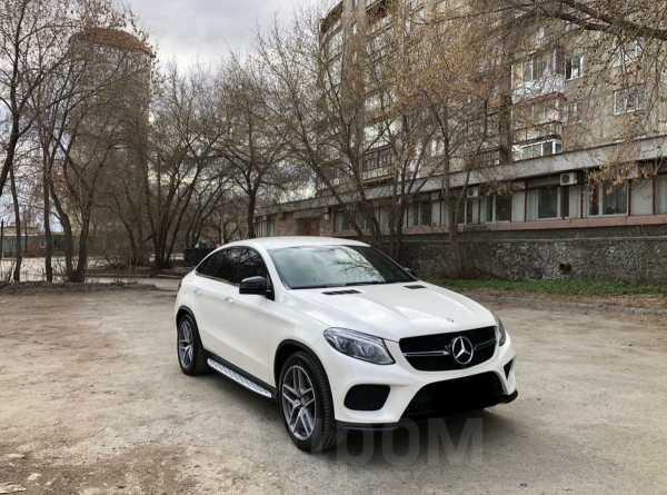 Mercedes-Benz GLE, 2015 год, 3 850 000 руб.