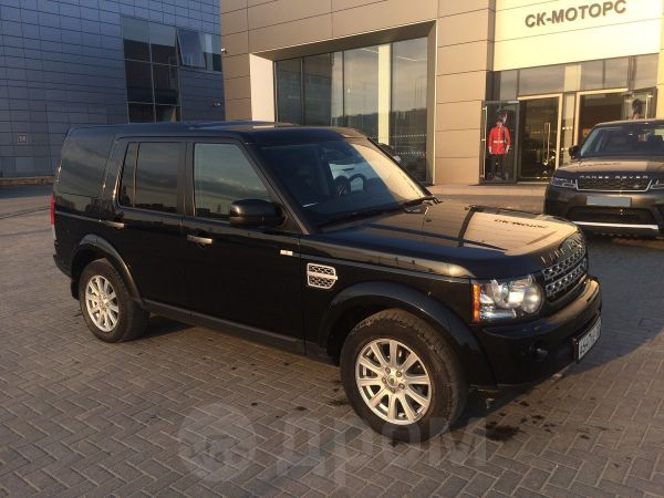 Land Rover Discovery, 2010 год, 1 150 000 руб.