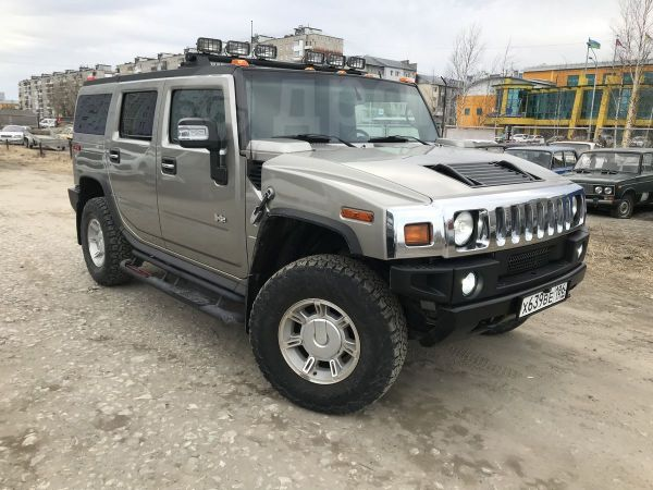 Hummer H2, 2007 год, 870 000 руб.