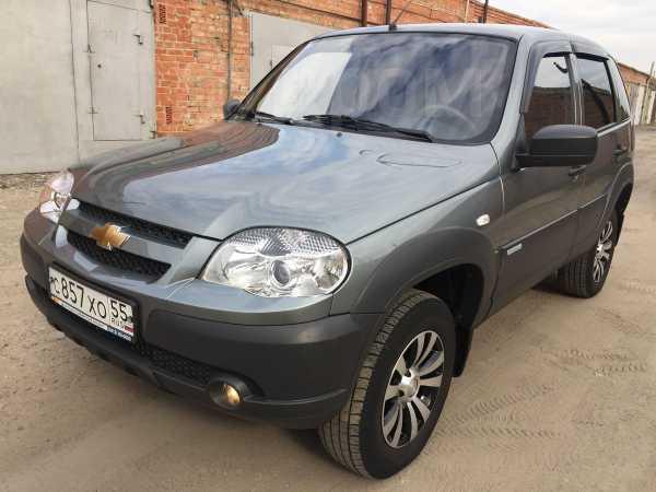 Chevrolet Niva, 2013 год, 448 000 руб.