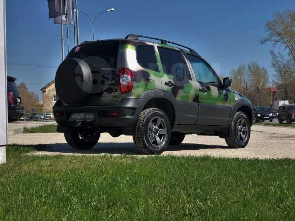 Chevrolet Niva, 2019 год, 638 100 руб.