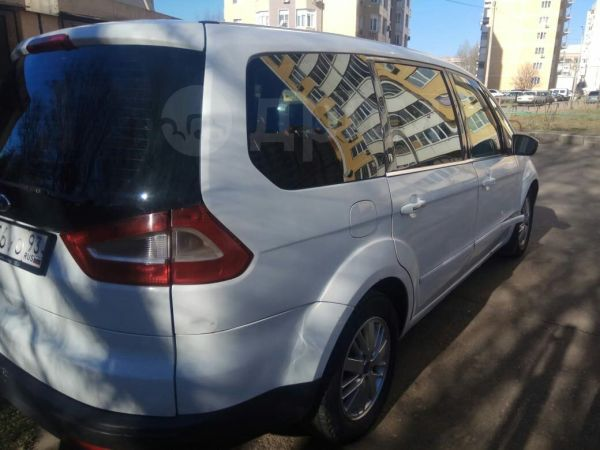 Ford Galaxy, 2008 год, 400 000 руб.