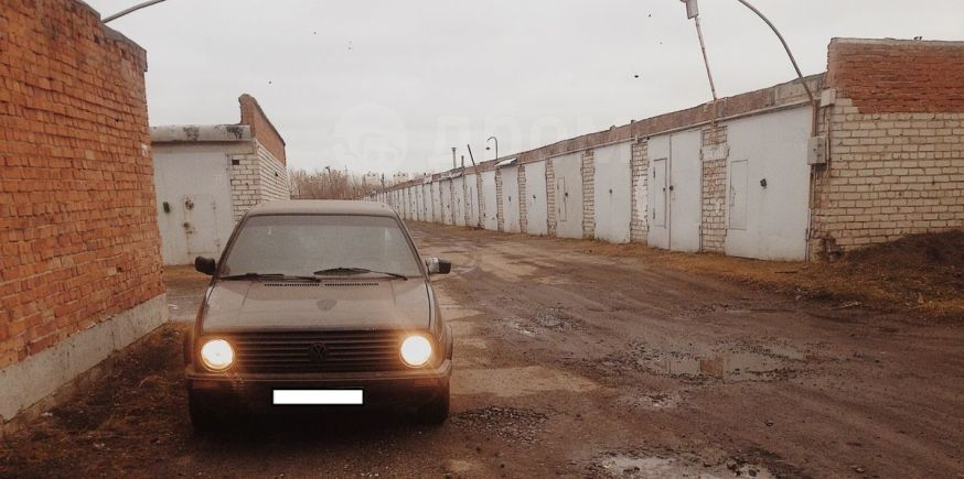 Volkswagen Golf, 1989 год, 50 000 руб.