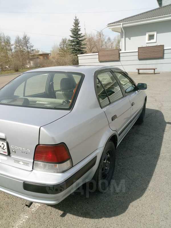 Toyota Corsa, 1997 год, 149 000 руб.