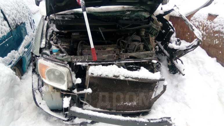Honda Element, 2003 год, 139 000 руб.