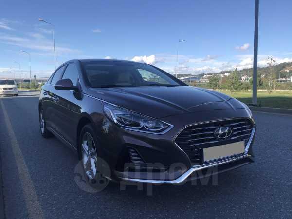 Hyundai Sonata, 2017 год, 1 199 999 руб.