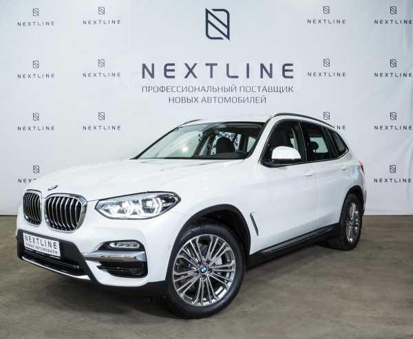 BMW X3, 2019 год, 3 570 000 руб.