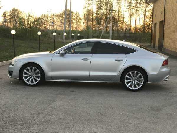 Audi A7, 2011 год, 1 320 000 руб.