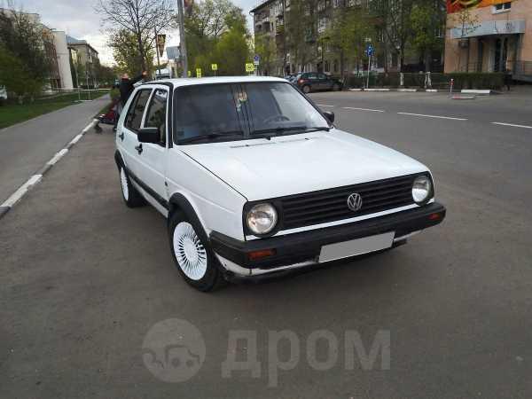 Volkswagen Golf, 1988 год, 58 000 руб.