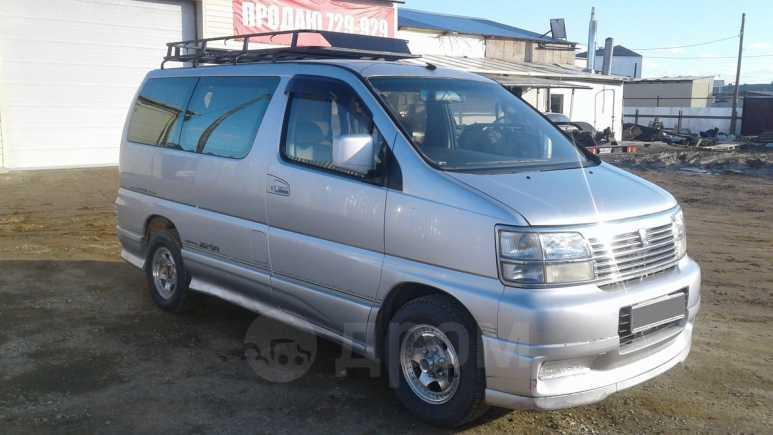 Nissan Elgrand, 2000 год, 500 000 руб.