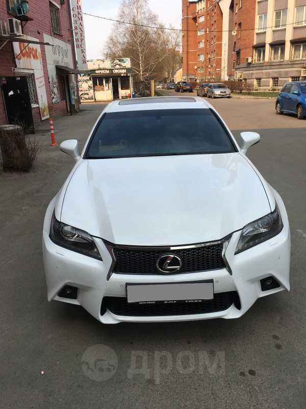 Lexus GS350, 2013 год, 1 850 000 руб.
