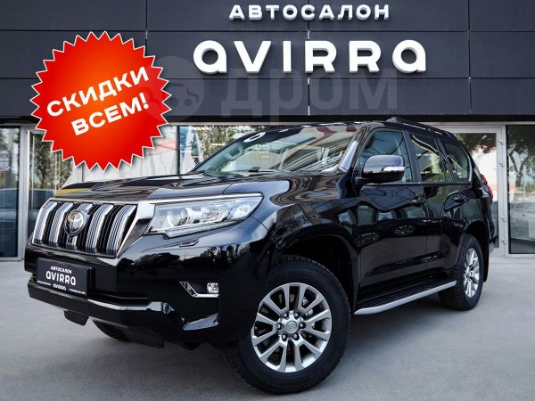 Toyota Land Cruiser Prado, 2019 год, 4 690 000 руб.