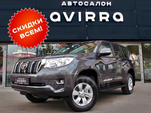 Toyota Land Cruiser Prado, 2019 год, 2 644 000 руб.