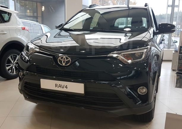 Toyota RAV4, 2019 год, 1 849 000 руб.
