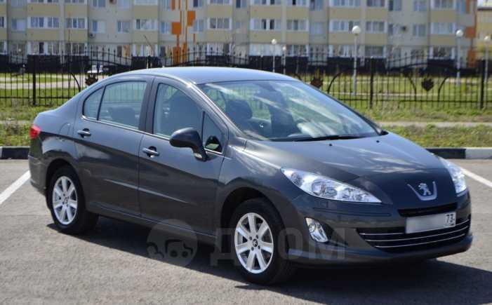 Peugeot 408, 2013 год, 455 000 руб.