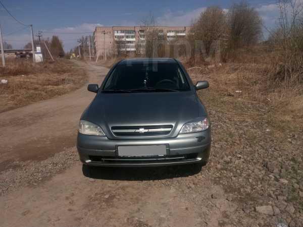 Chevrolet Viva, 2007 год, 160 000 руб.
