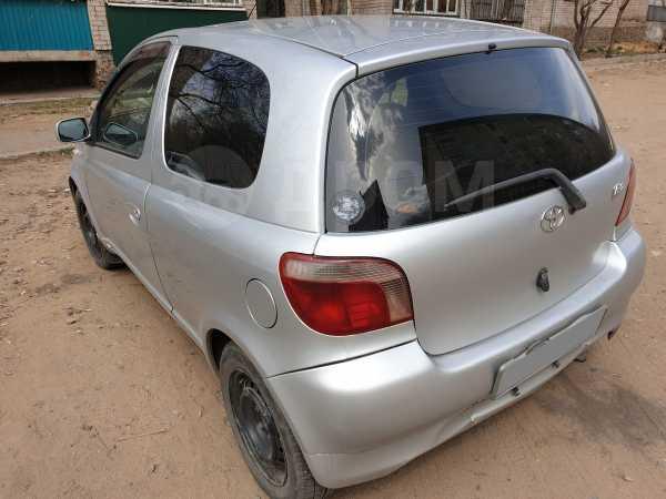 Toyota Vitz, 1999 год, 140 000 руб.