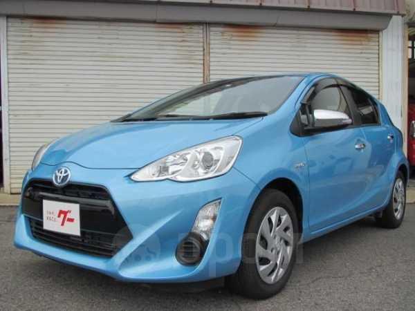 Toyota Aqua, 2015 год, 580 000 руб.