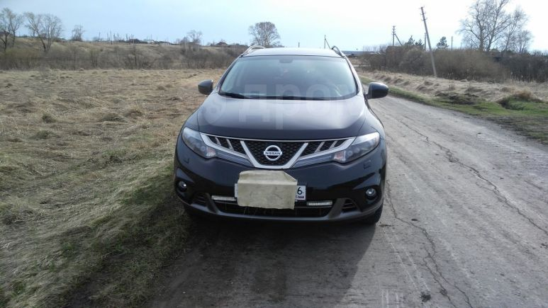 Nissan Murano, 2012 год, 1 145 000 руб.