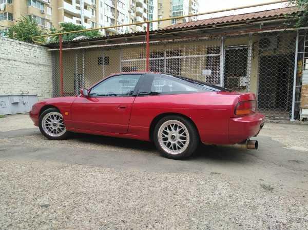 Nissan 200SX, 1990 год, 580 000 руб.