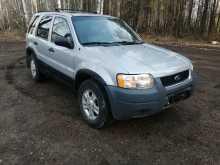 Пермь Ford Escape 2002