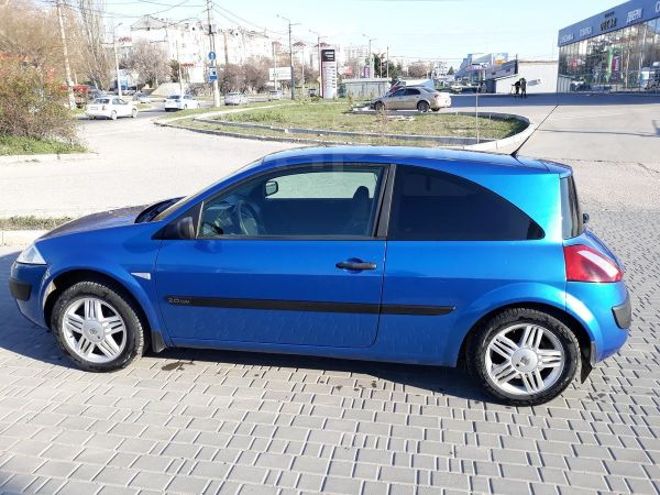Renault Megane, 2003 год, 240 000 руб.
