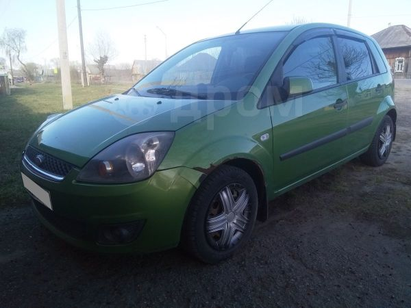 Ford Fiesta, 2008 год, 230 000 руб.