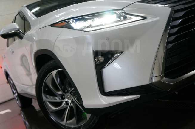 Lexus RX350, 2016 год, 3 380 000 руб.