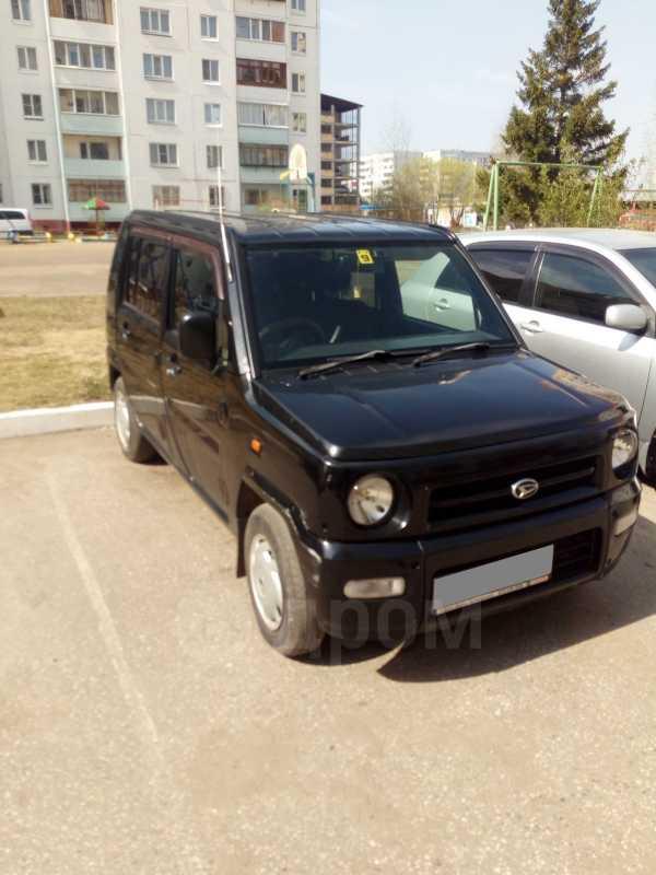 Daihatsu Naked, 2002 год, 159 000 руб.