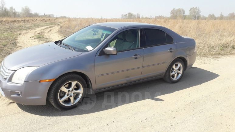 Ford Fusion, 2006 год, 380 000 руб.