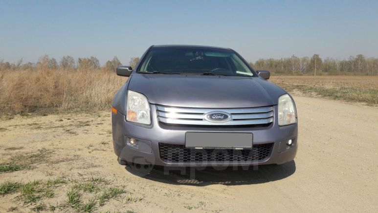 Ford Fusion, 2006 год, 350 000 руб.