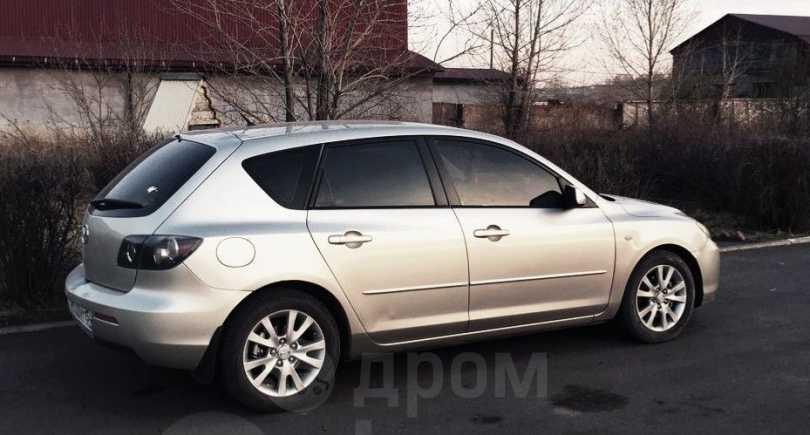 Mazda Mazda3, 2006 год, 339 000 руб.