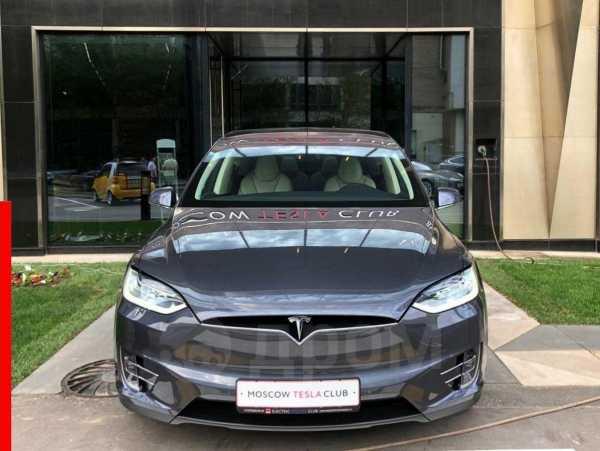 Tesla Model X, 2018 год, 11 330 000 руб.