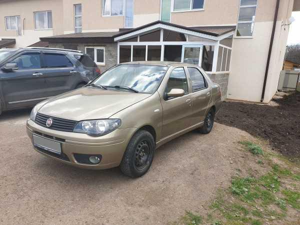 Fiat Albea, 2010 год, 260 000 руб.