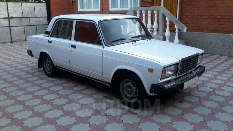 Лада 2107, 2006 год, 115 000 руб.