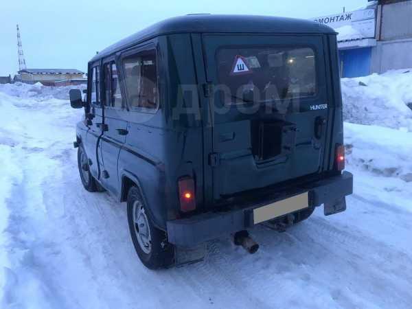 УАЗ Хантер, 2011 год, 160 000 руб.