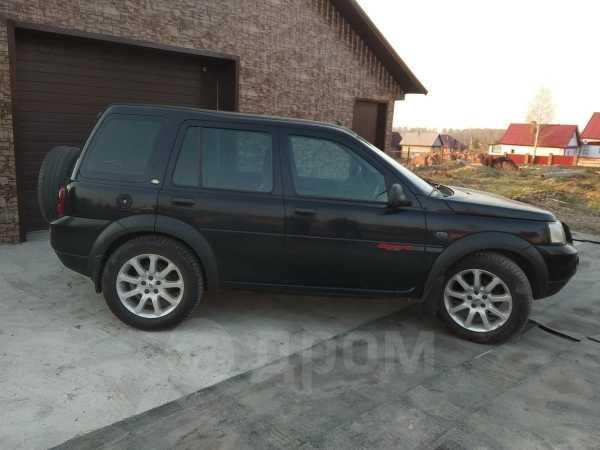 Land Rover Freelander, 2005 год, 420 000 руб.