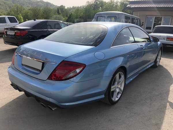 Mercedes-Benz CL-Class, 2008 год, 940 000 руб.
