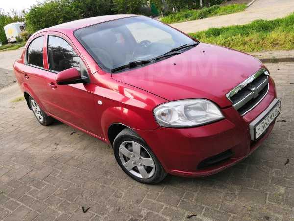 Chevrolet Aveo, 2007 год, 205 000 руб.