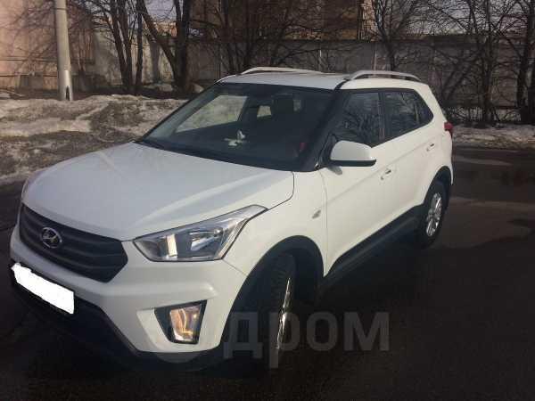 Hyundai Creta, 2017 год, 850 000 руб.