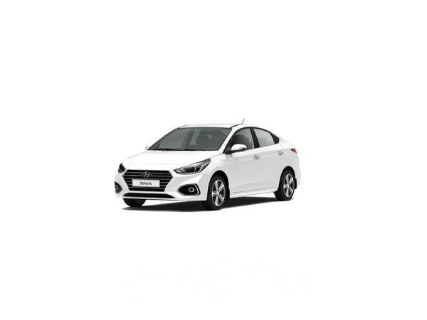 Hyundai Solaris, 2019 год, 804 670 руб.