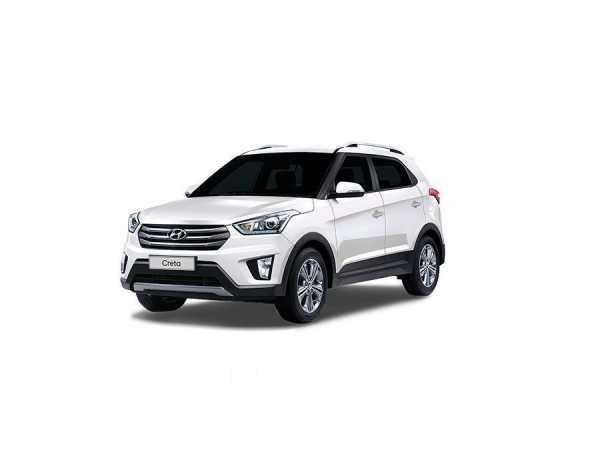 Hyundai Creta, 2019 год, 1 264 925 руб.