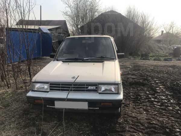 Nissan Prairie, 1985 год, 50 000 руб.